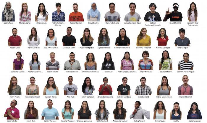 OSU STEM leaders headshots listed out