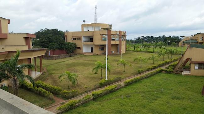 IMSP campus in West Africa