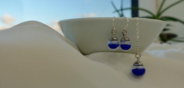 Soma blue jewelry