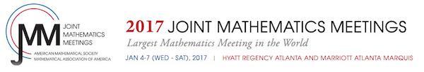 JMM 2017 event poster