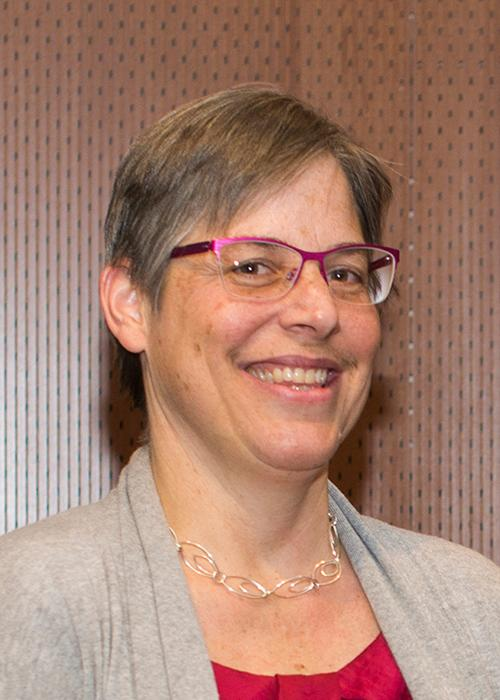 Senior Instructor for biochemistry and biophysics Kari Van Zee