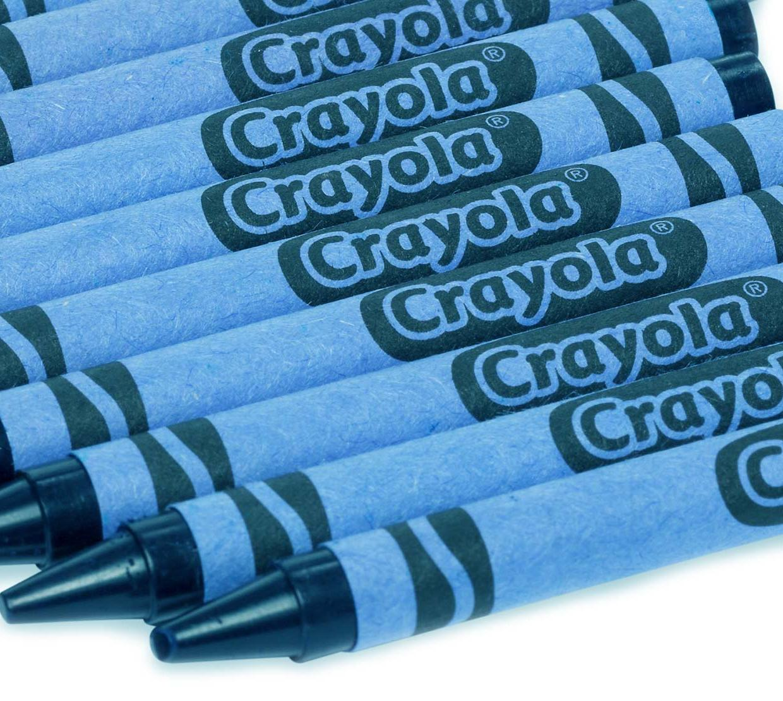 Yinmn blue crayon