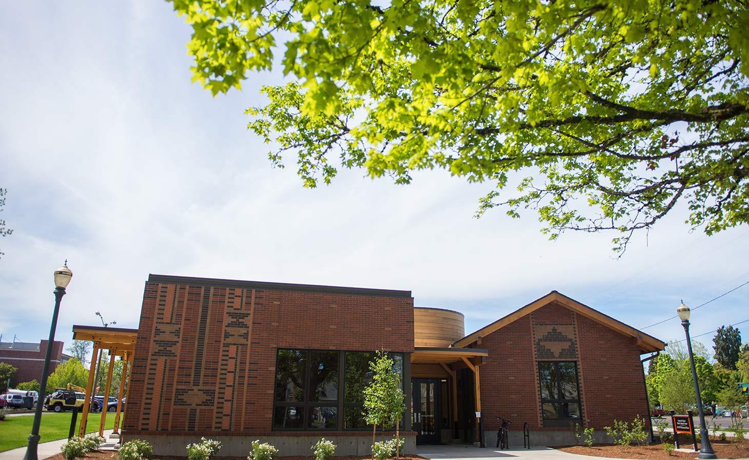 Lonnie B. Harris Black Cultural Center