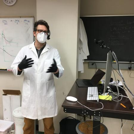 Dr. Ryan Mehl