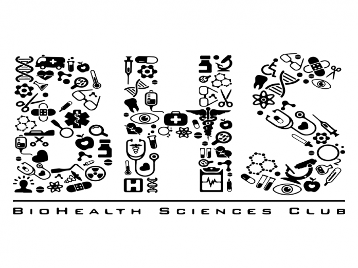 BioHealth Science Club logo.