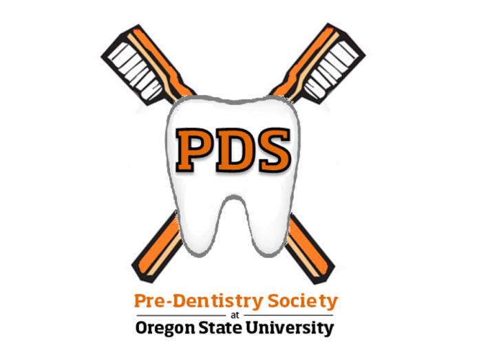 Pre-Dental Society logo.