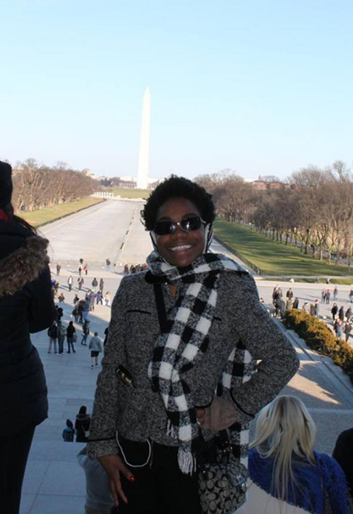 Yuriyah in Washington DC