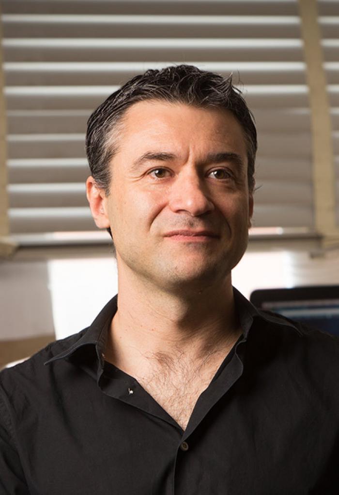 David Lazzati in office space