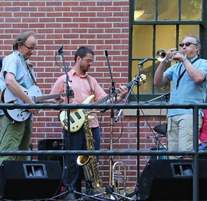 All-Chemist band the Svens