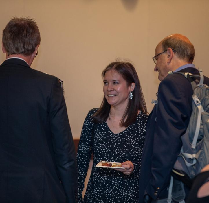 Mathematician Elise Lockwood, 2018 Faculty and Staff Awards, College of Science, Oregon State