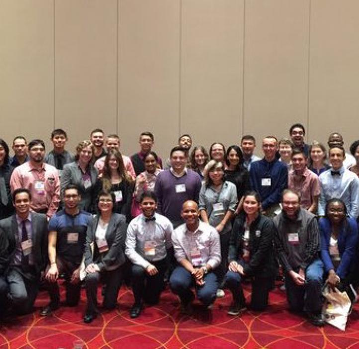 SACNAS welcomes its LGBTQ members with a special reception