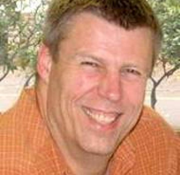 Scott Peterson, Mathematics professor in field