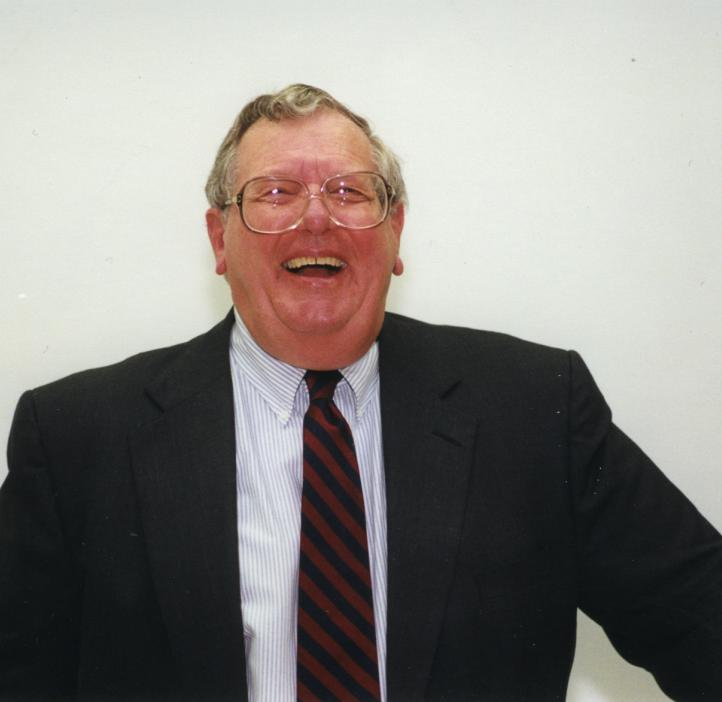 Fred Horne laughing (1999)