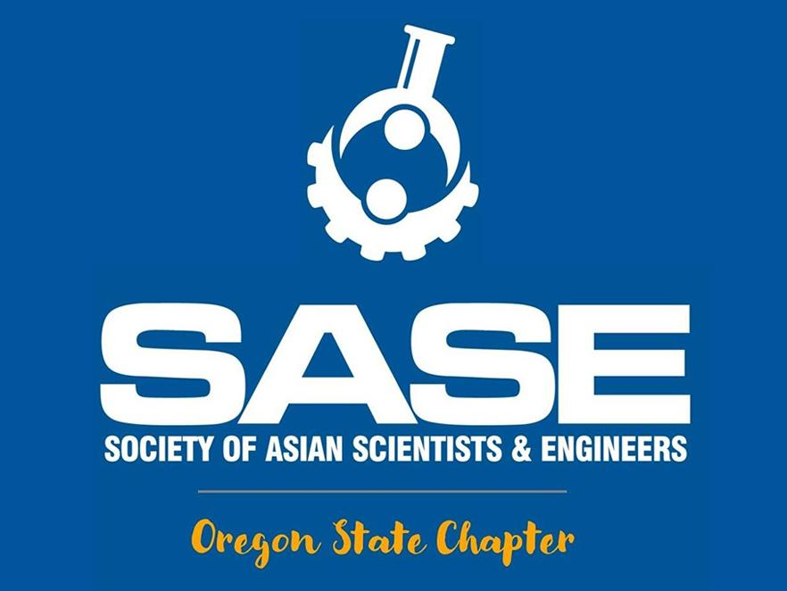 SASE - Society of Asian Scientists & Engineers - Oregon State Chapter logo.